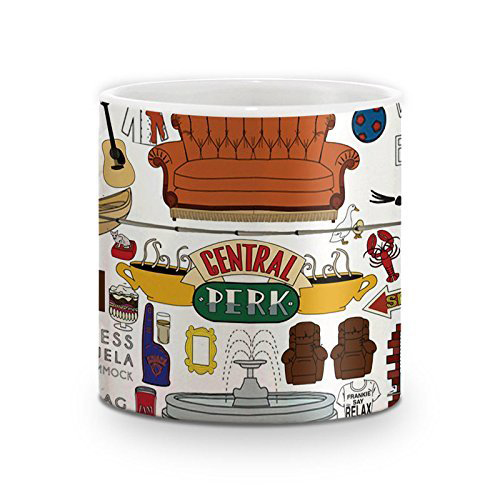 So What If You Cant Have Coffee At Central Perk Least Can It In This Awesome Mug Get Here Amznto 2myHjCZ